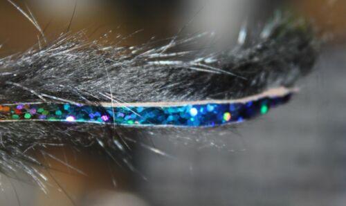 Fly Tying Veniard Disco Zonker Strips L9
