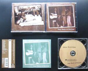 JOHN-PHILLIPS-Pay-Pack-amp-Follow-1-JAPAN-CD-w-OBI-MAMAS-PAPAS-THE-ROLLING-STONES