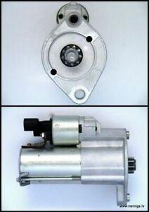 NEW Starter Motor Valeo TS12ER15M LRS02508 LRS2508 458431 TS12ER15 2H0911023C