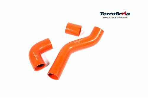 Kit durites silicone turbo Land Rover Discovery 300 tdi