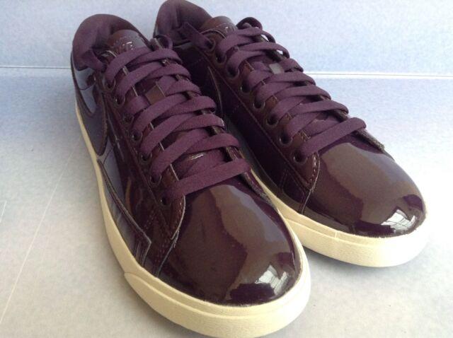 7975d56e57d26 Nike Blazer Low SE PRM Aa1557 600 Port Wine/space Blue Women's Shoes ...