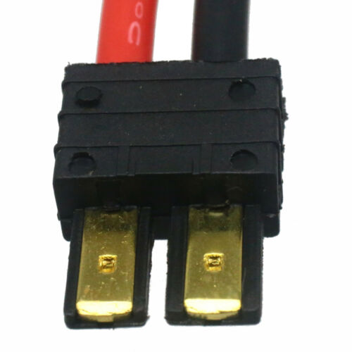 Traxxas TRX Style Male to XT60 Female Adapter Cable Wire for RC Lipo