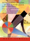 Intelligent Lessons of Music Knowledge 9780595445950 Paperback