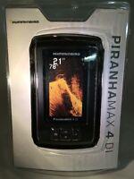 Humminbird Piranhamax 4 Di Dualbeam Sonar Color Display - 7311-1