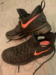Nike-KD-9-Aunt-Pearl-Size-12-Basketball-Shoes-9-10-Condition