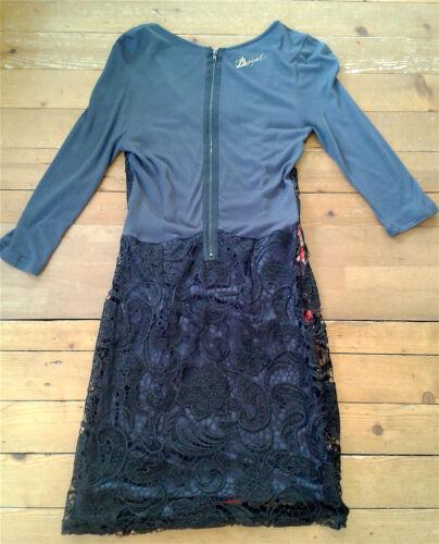 Zustand Desigual Kleid Von Schönstes M 1x Top Getragen CqfvaF1wx