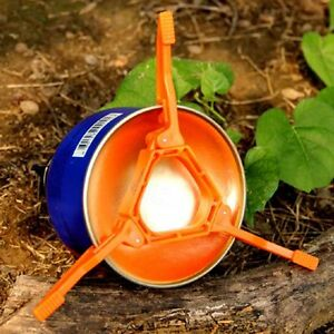 Hots-Camping-Stove-Bracket-Gas-Tank-Bracket-Stove-Holder-Canister-Stand-Tripod