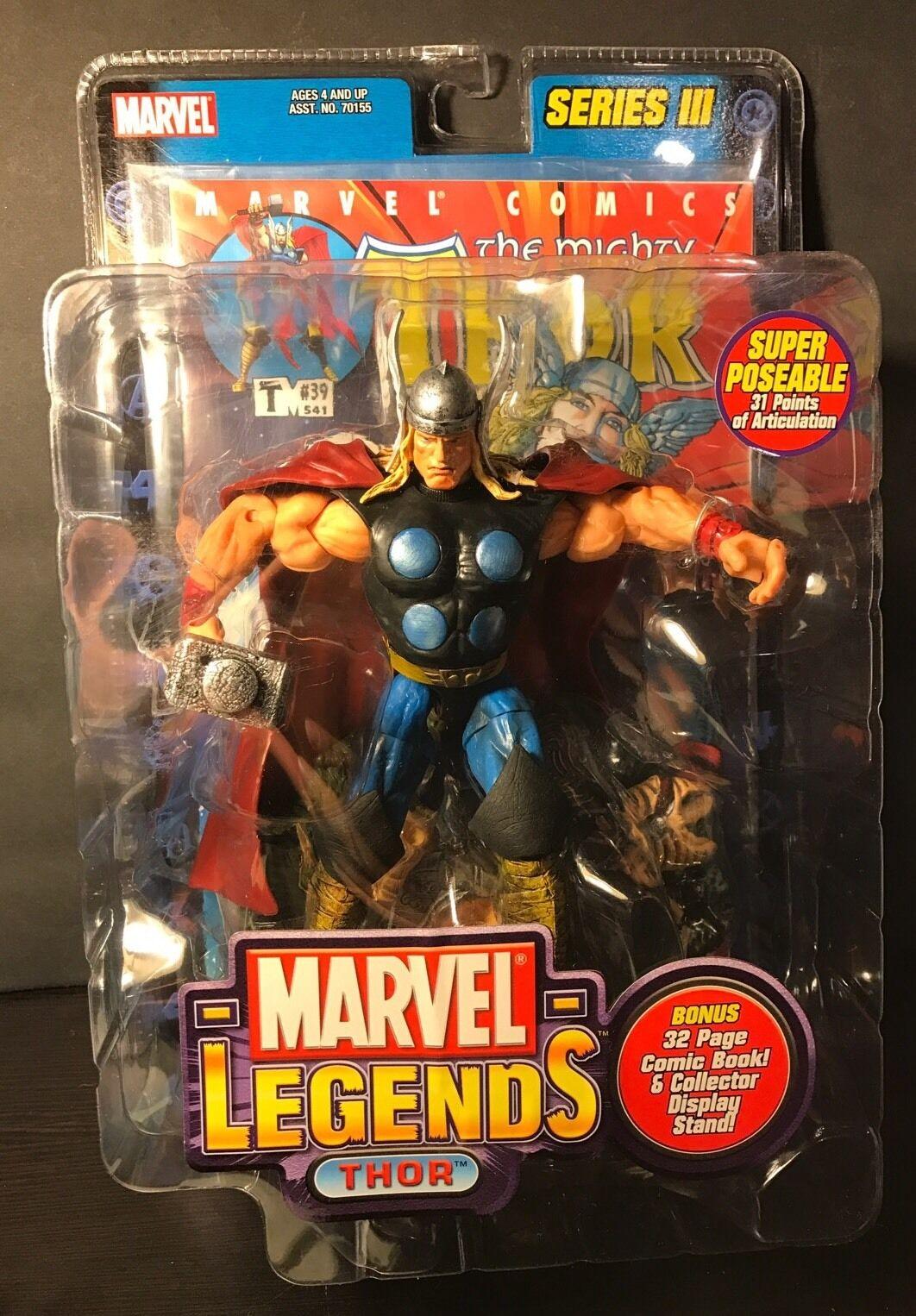 Marvel avengers series iii 2002 legenden thor