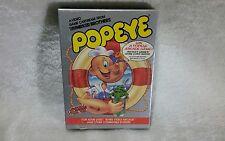 Popeye (Atari 2600, 1983) CIB FREE SHIPPING