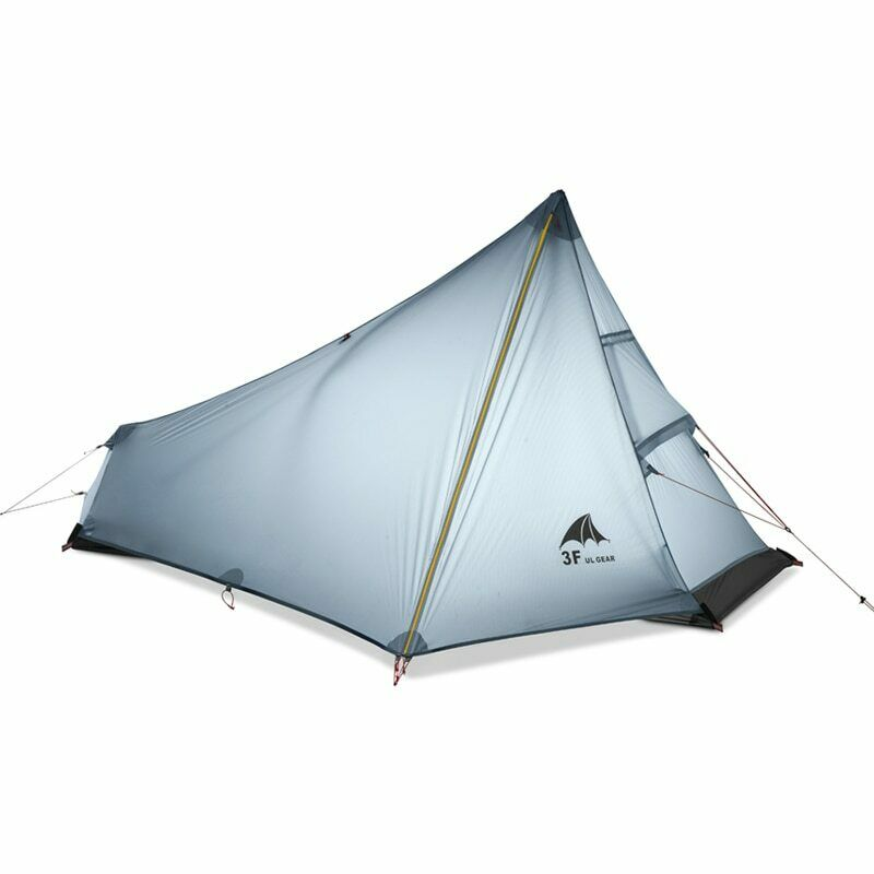 Ultralight Camping Tent Beach Waterproof Folding Sleeping OutdooR Single Person