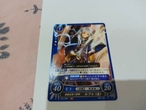singles Fire emblem cipher 0 series 18 Oratorio of embarkation