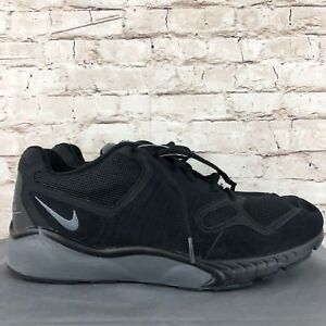 7b371e7e2cd6c New Nike Air Zoom Talaria  16 Men s Shoes Size 13 Black Dark Grey ...