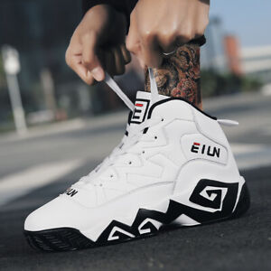 Men-Basketball-Shoes-Outdoor-Sports-Casual-Running-Breathable-Sneakers-Plus-Size