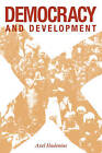 Democracy and Development by Axel Hadenius (Paperback, 2008)