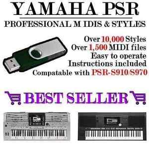 Yamaha Psr s910 Driver