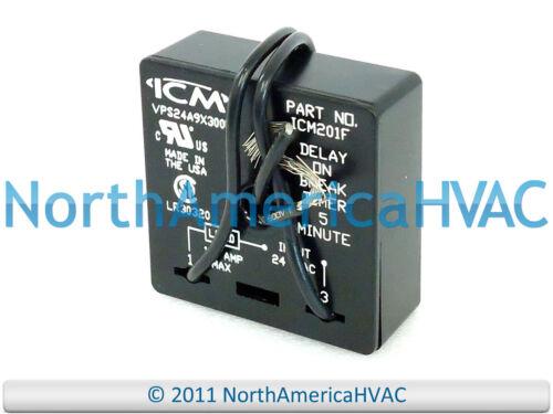 USA Watsco Delay On Break Timer Relay EAC-500 EAC-501