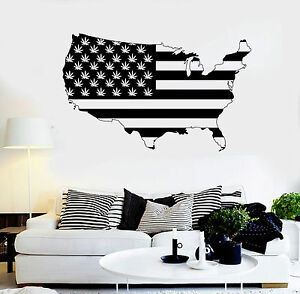 Details about Vinyl Wall Decal United States Map Smoking Weed Stickers on calendar stickers, kentucky stickers, hawaii map stickers, usa patchwork map stickers, wyoming stickers, barbados map stickers, mississippi stickers, states visited maps stickers, north carolina stickers, united states state abbreviations,