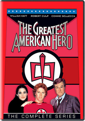 Greatest American Hero: Complete Series - Ssn 1-3 - 9 DISC SE (REGION 1 DVD New)