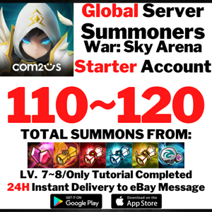 Global-Instant-110-120-Summons-Summoners-War-Starter-Account