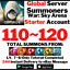 Global-Instant-110-120-Summons-Summoners-War-Starter-Account thumbnail 1