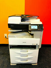 Ricoh Mp 2501sp 25 Ppm Black And White Laser Multifunction Printer Tested