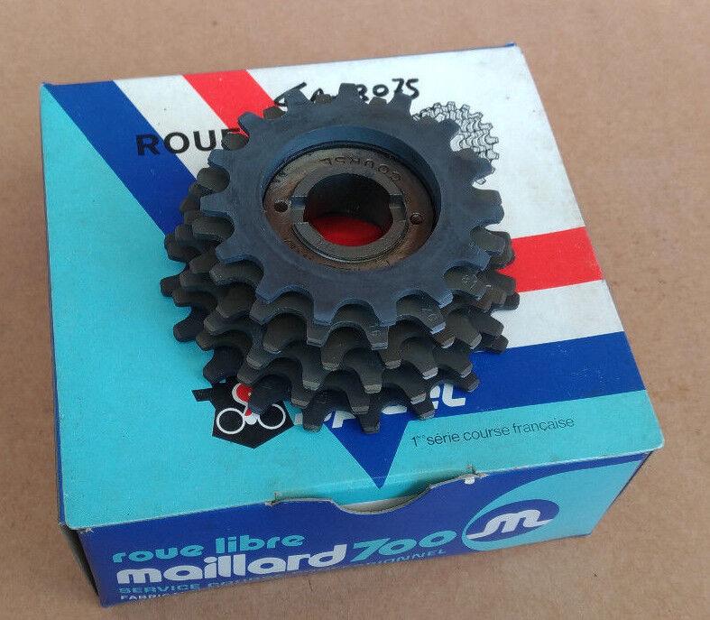 Maillard 700 Dural Professional Freewheel 15,16,17,18,19,20 170g  NIB