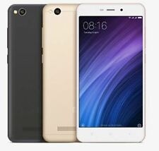 New Imported Xiaomi Redmi 4A Duos Dual 16GB 2GB 13MP 5MP Rose Gold / Gold / Grey