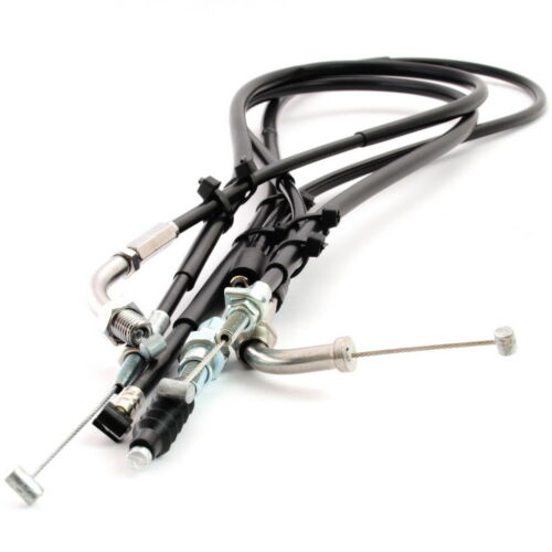 Honda CB 500 Four K0-K2 Gaszug Kupplungszug Set Throttle Clutch Cable Kit