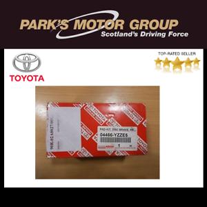 Genuine-Toyota-Freno-Trasero-Pad-Set-Avensis-2008-2015-04466-yzze-5