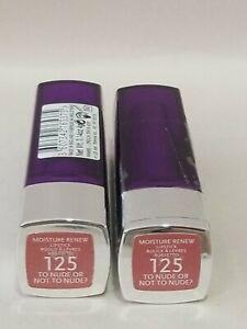 bol.com   Rimmel Moisture Renew Lipstick - 125 To nude or