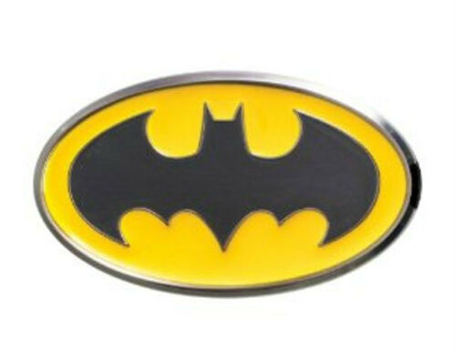 "BATMAN /""COLORED LOGO/"" Pewter Lapel pin DC Comics NEW in PACKAGE"