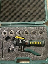 Refco Hy Ex 6 Hydraulic Expander With 6 Expander Heads