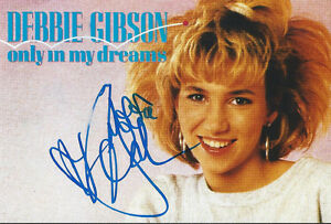Debbie gibson stockings #1