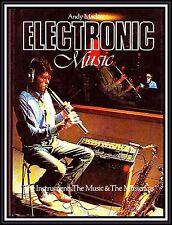 SYNTHESIZER MOOG ELECTRONIC MUSIC History Handbook Eno Kraftwerk Elp Yes Tomita