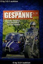 Motorrad Gespanne Nr.102 6/07 Armec Stradale - der Luxusriese