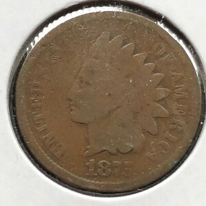 1875-Indian-Head-Cent-1c-Circulated-10872