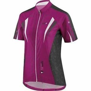 LOUIS-GARNEAU-PINK-MEDIUM-WOMEN-039-S-EQUIPE-SERIES-CYCLING-JERSEY