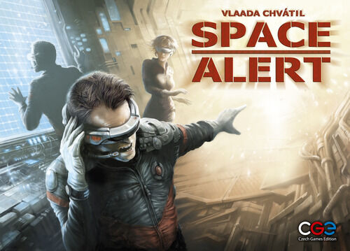 Space Alert - Strategy Board game