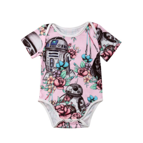 Star Wars Romper Assorted Sizes  LOCATED IN /& POSTED FROM AUSTRALIA