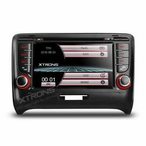 AUTORADIO-AUDI-TT-2006-2014-NAVIGATORE-GPS-BLUETOOTH-GPS-USB-SD-MP3-CANBUS