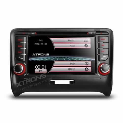 AUTORADIO AUDI TT 2006-2014 NAVIGATORE GPS BLUETOOTH GPS USB SD MP3 CANBUS