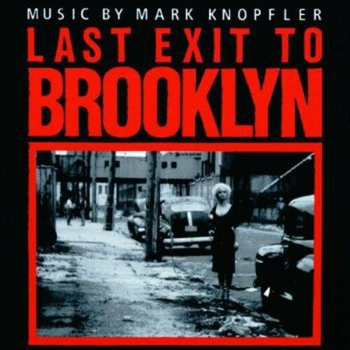 1 of 1 - Mark Knopfler - Last Exit to Brooklyn [New CD] Rmst
