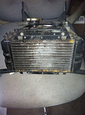 Radiator1985  86   87  88  89  90 Honda Ch250 Elite elite250