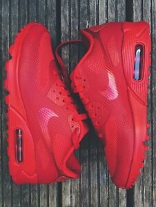 nike air max 90 hyperfuse premium sport red gym red usa. Black Bedroom Furniture Sets. Home Design Ideas