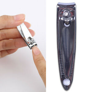 Newly-Stainless-Steel-Finger-Toe-Nail-Clipper-Cutter-Trimmer-Manicure