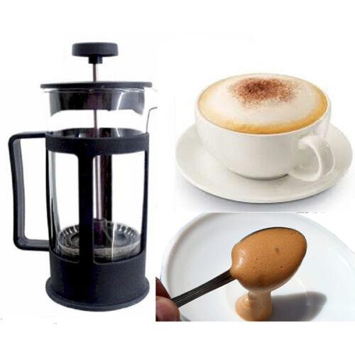 Macchina X Schiuma Caffè Cappuccino 300Ml Shaker Cremoso Infusiera Colazione 290