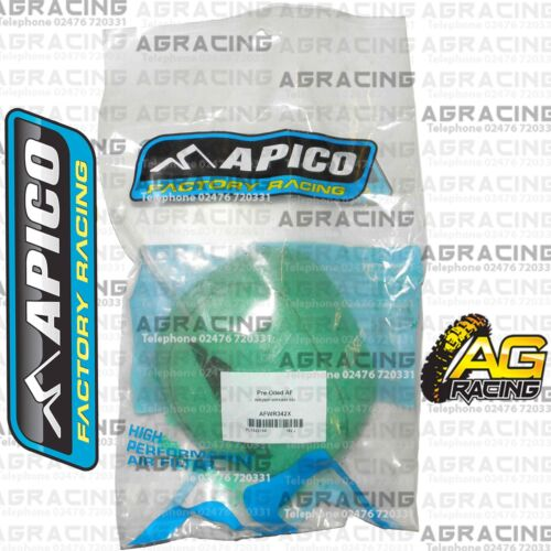 Apico Pre-OIled Pre Oiled Air Filter For Yamaha WR 450F 2005 05 Motocross Enduro