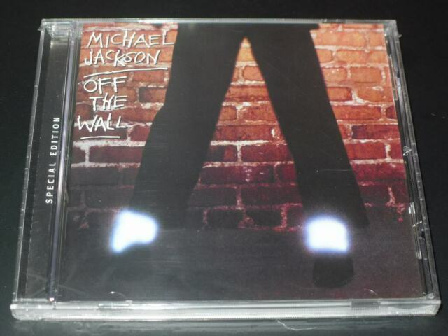 Off the Wall [Special Edition] by Michael Jackson (CD, Epic)
