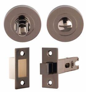 Bathroom Thumb Turn Lock Set Brass - Home Sweet Home ...