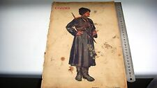 """1916 WWI IMPERIAL RUSSIAN MAGAZINE """"SUN OF RUSSIA"""" СОЛНЦЕ РОССИИ BOOK # 352(46)"""